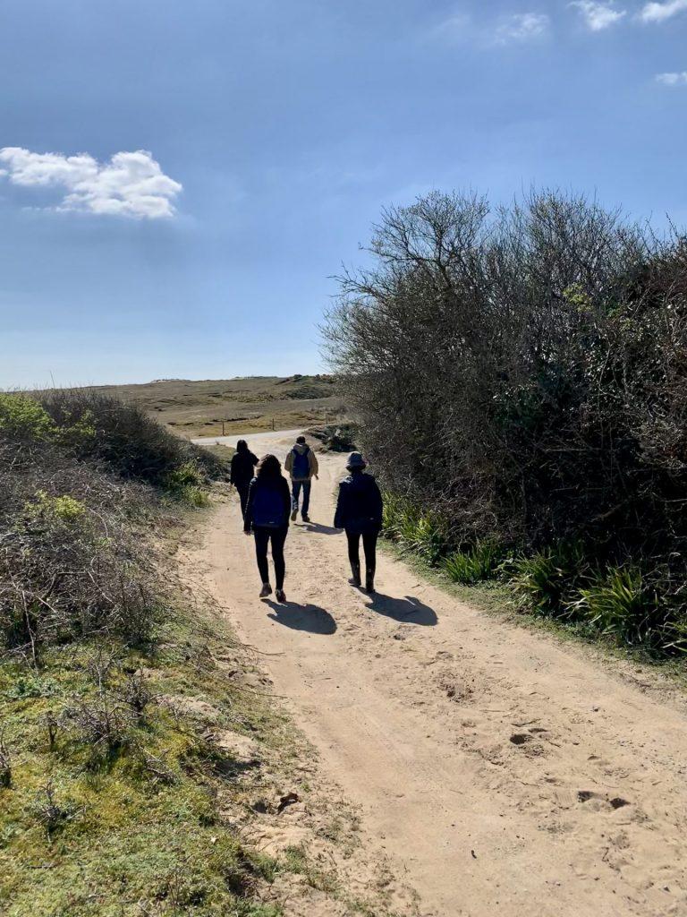 Étape 17- Presqu'île de Quiberon 3 - La Marche des Femmes Invisibles