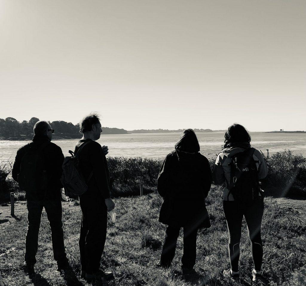 Étape12- Larmor-Baden/Sainte-Avoye 11 - La Marche des Femmes Invisibles