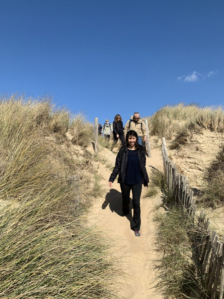 Étape 17- Presqu'île de Quiberon 15 - La Marche des Femmes Invisibles