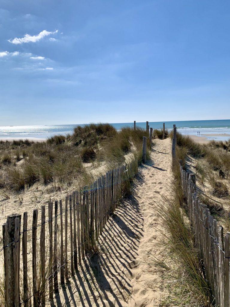Étape 17- Presqu'île de Quiberon 9 - La Marche des Femmes Invisibles