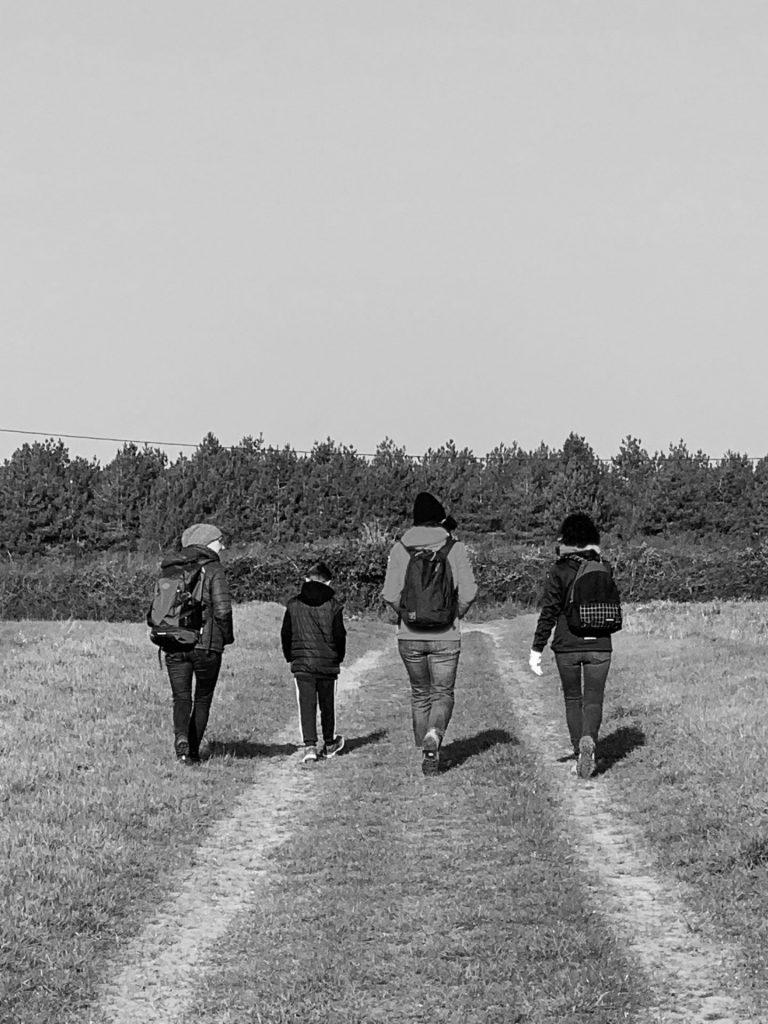 Étape 16 - Plouhinec/Lorient 1 - La Marche des Femmes Invisibles