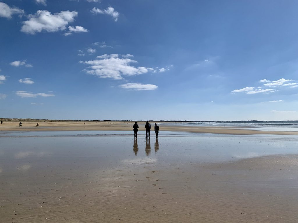 Étape 17- Presqu'île de Quiberon 17 - La Marche des Femmes Invisibles