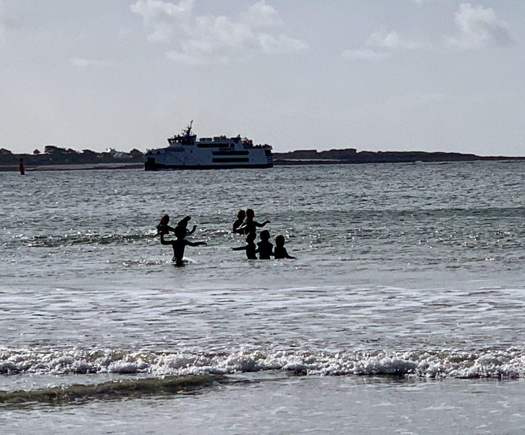 Étape 19 - Lorient / Fort bloqué 3 - La Marche des Femmes Invisibles
