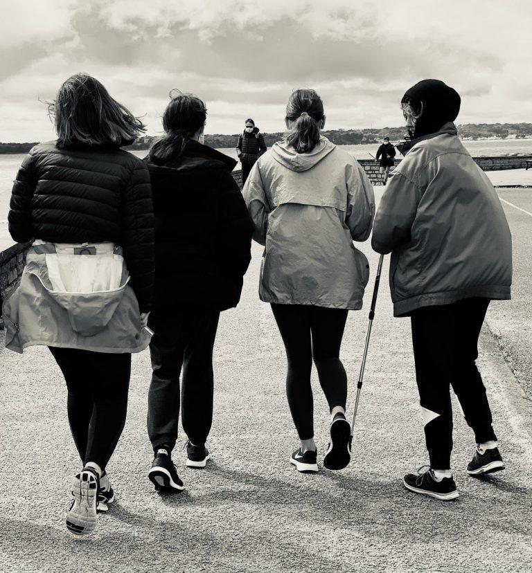 Blog des Étapes 19 - La Marche des Femmes Invisibles