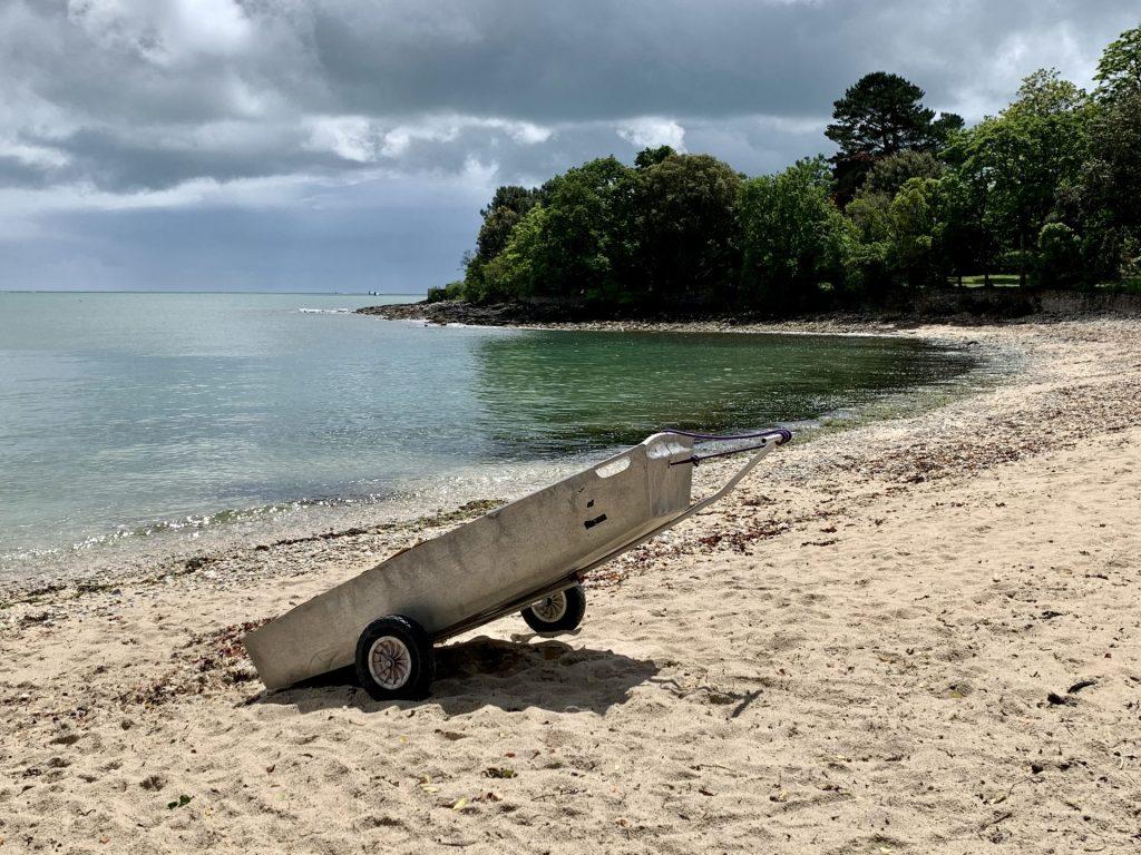 Étape 27 - Mousterlin / L'île Tudy 33 - La Marche des Femmes Invisibles