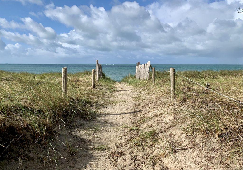 Étape 27 - Mousterlin / L'île Tudy 5 - La Marche des Femmes Invisibles
