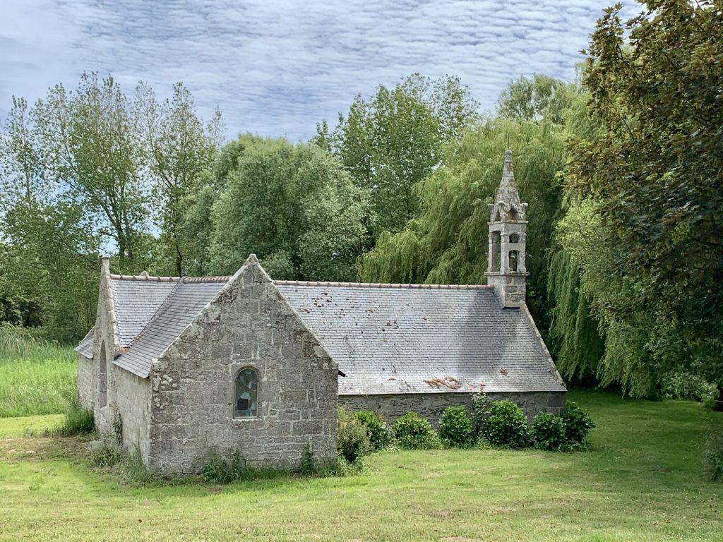 Étape 30 -Le Guilvinec / La chapelle Saint-Vio 51 - La Marche des Femmes Invisibles