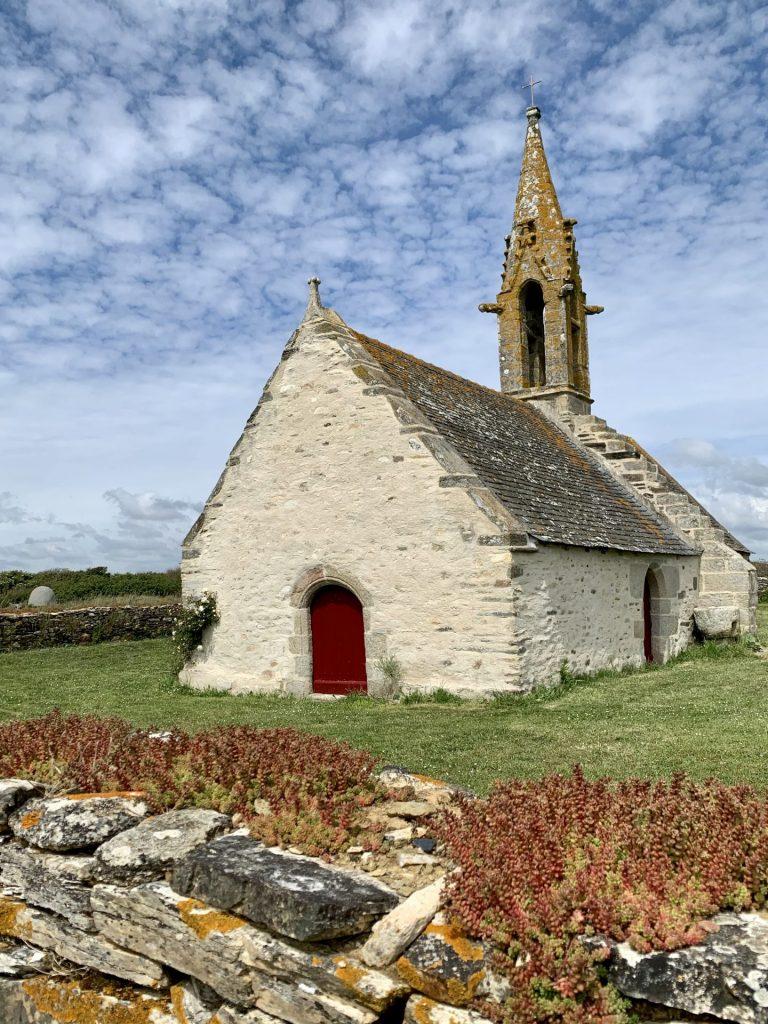 Étape 30 -Le Guilvinec / La chapelle Saint-Vio 53 - La Marche des Femmes Invisibles